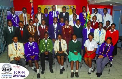 Usap Zimbabwe Class of 2017