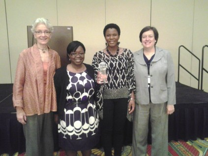 USAP Wins NAFSA Award